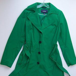 LANDS' END Women's Trench Coat (NWOT)